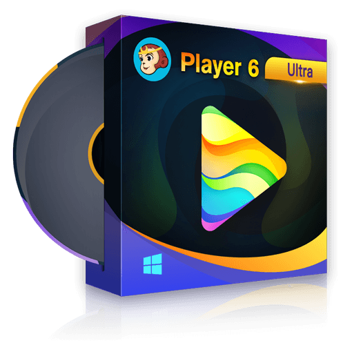 DVDFab Player6